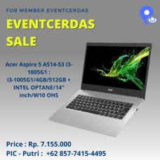 Acer Aspire 5 A514-53 i3-1005G1
