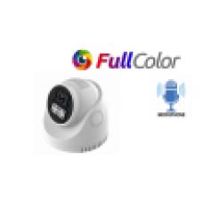 TECHMA FULL COLOR DOME IP CAMERA 3MP WITH AUDIO MIC TCM-3135AI-S