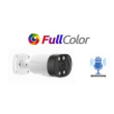TECHMA FULL COLOR BULLET IP CAMERA 3MP WITH AUDIO MIC TCM3035AI-S-FC